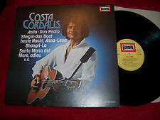 Costa Cordalis - same      klasse German Europa  LP
