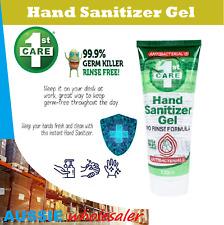 AU 6/12/24/48x Bulk Hand Sanitiser Gel 120mL Kill 99.99% of Germs 70% Alcohol