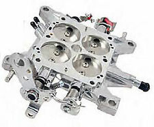 Holley Carburetor Base Plate 650 750 800 Mechanical Aluminum 1 11/16 QFT 12-700