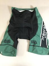 Mt Borah Teamwear Mens Size Large L Tri Triathlon Shorts (6910-39)