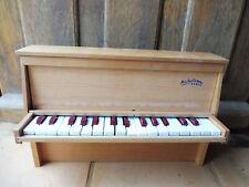 TOY PIANO MICHELSONNE PARIS 30 touches à restaurer