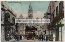 TROWBRIDGE - Bath Electric Tramways Bus FB06 on Fore Street - Wiltshire