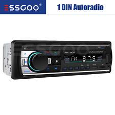 MP3 Autoradio Mit Bluetooth Freisprecheinrichtung Zwei 2 USB TF AUX 1DIN OHNE CD