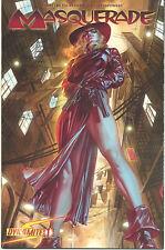 Masquerade #1-4 (NM/MT 1st Prints) (Complete Mini Series)
