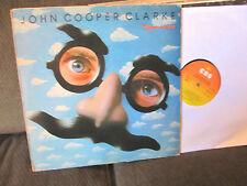 JOHN COOPER CLARKE DISGUISE IN LOVE 1978 LP bill nelson martin hannett pete shel