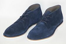 HUGO BOSS DESERT BOOTS, Mod. Rebelbo, Gr. EU 43 / UK 9 / US 10, Navy