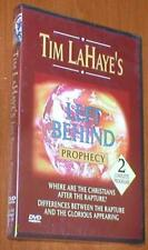 Tim LaHaye's Left Behind Prophecy - 2 Complete Programs - New DVD