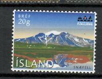 s33938 ISLAND ICELAND ISLANDA MNH 2002 International Mountain year 1v