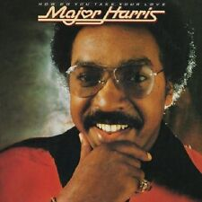 Major Harris - How Do You Take Your Love - New Factory Sealed CD