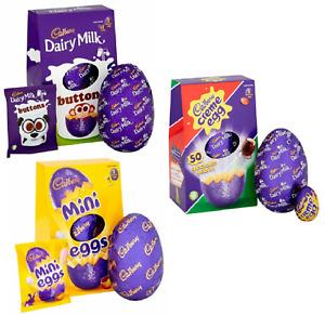Cadbury Medium Easter Egg Bundle