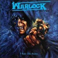 Warlock - I Rule The Ruins [CD]