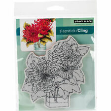 Flowers & Plants Rubber Unmounted Craft Stamps