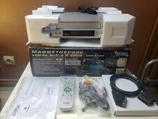 MAGNETOSCOPE TARGA VCR-5100 / LG MG64 LECTEUR K7 CASSETTE VIDEO VHS VCR NEUF