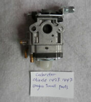 CARBURETOR MEMBRANE TYPE FOR  CHINESE 144F 142F 4 STROKE ENGINE FREE POSTAGE