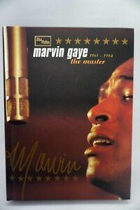 Marvin Gaye - The Master (1961-1984) - 4CD Book BOX SET