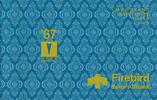 1967  67  PONTIAC FIREBIRD OWNERS MANUAL