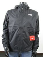 Mens TNF The North Face Boreal Dryvent Waterproof Hooded Rain Jacket - Black