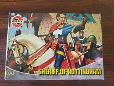 Airfix  Sheriff of Nottingham 1/72 Model Kits