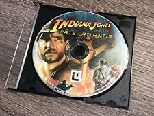 Indiana Jones and the Fate of Atlantis (PC, LucasArts) DISC ONLY - FREE SHIPPING