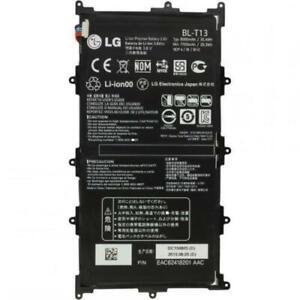 "LG BL-T13 BATTERY FOR LG G Pad 10.1"" V700 TABLET 8000 mAh"