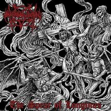 Infernal Legion - The Spear of Longinus CD 2011 death metal Moribund