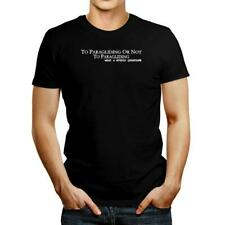 New listing To Paragliding or not to Paragliding, what a stupid question T-shirt