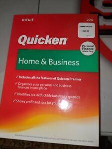 Intuit Quicken 2012 Deluxe For Windows