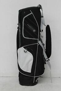 OGIO Ladies Black Grey Lady Cirrus 7 Way Lightweight Stand Golf Bag BNWT