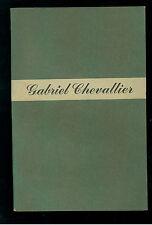 CHEVALLIER GABRIEL PECCATORI DI PROVINCIA LONGANESI 1949 LA GINESTRA 5