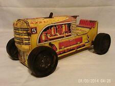 Vintage Marx Wind-Up #5 Tractor