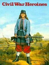 Civil War Heroines / Jill Canon (list below) THIS IS A PBK COLORING BOOK + text