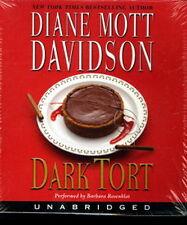 Audio book - Dark Tort by Diana Mott Davidson   -  CD