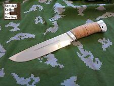 Taiga-2 ROSARMS Combat Outdoor Camping Fishing Hunting knife Zlatoust Russian 58