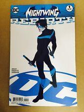 NIGHTWING REBIRTH #1 VARIANT FIRST PRINT DC COMICS (2016) BATMAN ROBIN GRAYSON