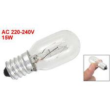 220-240V 15W T20 Single Tungsten Lamp E14 Screw Base Refrigerator Bulb HY