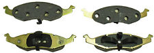 Front Brake Pads 1995-1996 Dodge Neon Plymouth Neon