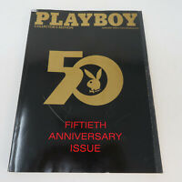 Playboy 50th Anniversary Issue - 2004 Collector's Edition