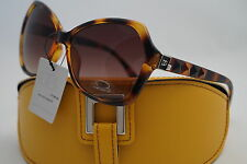 D.G SUNGLASSES CELEBRITY SUNNY BROWN FASHION HOLIDAY STYLE+ GIFT YELLOW CASE*510