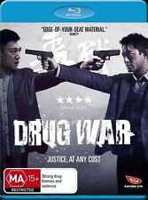 Drug War (Blu-ray, 2013) New Sealed Region B