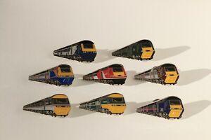 Class 43 (Intercity 125) Lapel Badges (40mm)