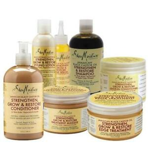Shea Moisture / Jamaican Black Castor Oil Strengthen & Restore