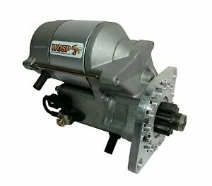 WOSP LMS250 - New Willys Jeep (97 tooth flywheel) Reduction Gear Starter Motor