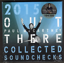 Paul McCartney- Beatles-  2015 Out There Collected Soundchecks 12 CDS Box  Set