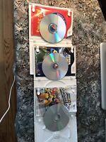 Wii Super Mario Bro! Super Galaxy, Sports Mix, All Stars!! (3) Games Tested!
