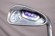 Ping Serene Combo Iron Set 5-PW and SW Ladies RH Graphite Golf Clubs #4856