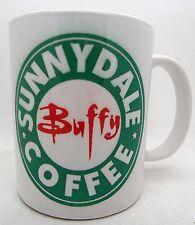 Buffy the vampire Slayer Starbucks Parody 11oz Mug Mugs quality design