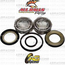 All Balls Cojinete De Tallo De Cabezal De Dirección Kit para KTM MXC 250 1999 MX Enduro