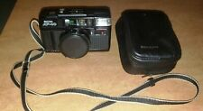 Ricoh Af-40 35mm Point & Shoot Film Camera 38mm F2.8 Lens Mint Condition w/Case