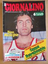 GIORNALINO n°38 1980 ULIX di A. Brasioli - Asterix - Petra Cherie [G409A]
