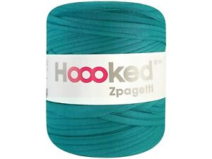 Hoooked Zpagetti Aqua Shades Cotton T-Shirt Yarn - 120m, 700g